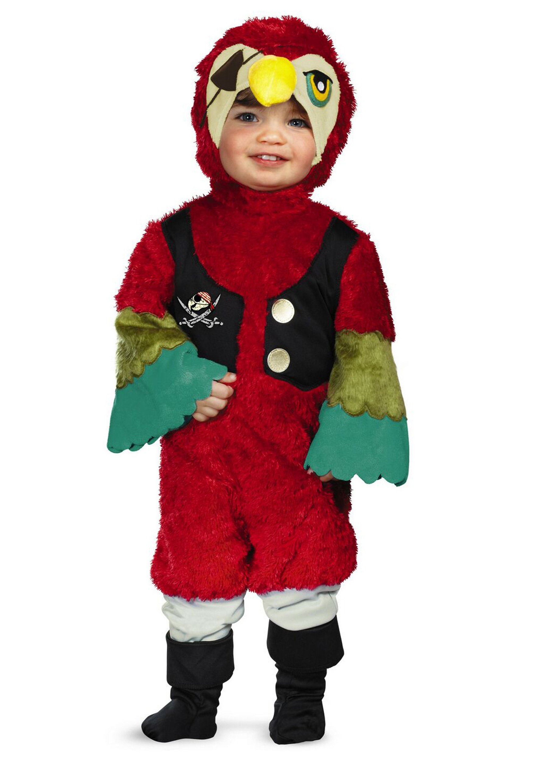 Infant Pirate Parrot Costume  sc 1 st  Halloween Costumes & Infant Pirate Parrot Costume - Halloween Costumes