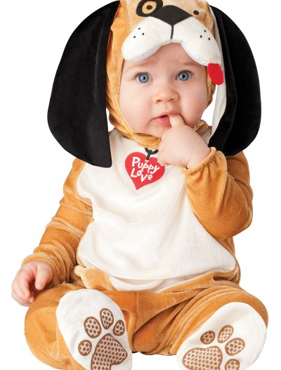 Infant Puppy Love Costume, halloween costume (Infant Puppy Love Costume)
