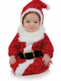 Infant Santa Bunting, halloween costume (Infant Santa Bunting)