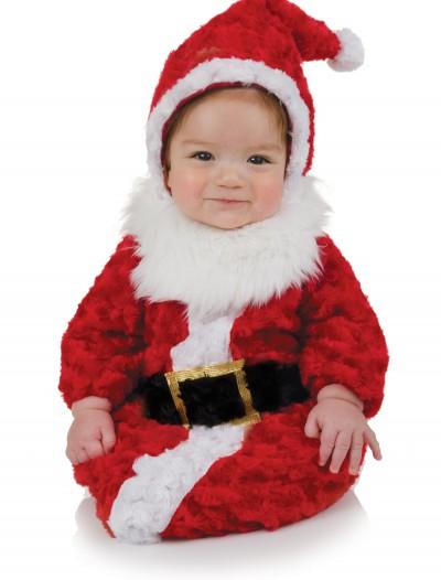 Infant Santa Bunting, halloween costume (Infant Santa Bunting)