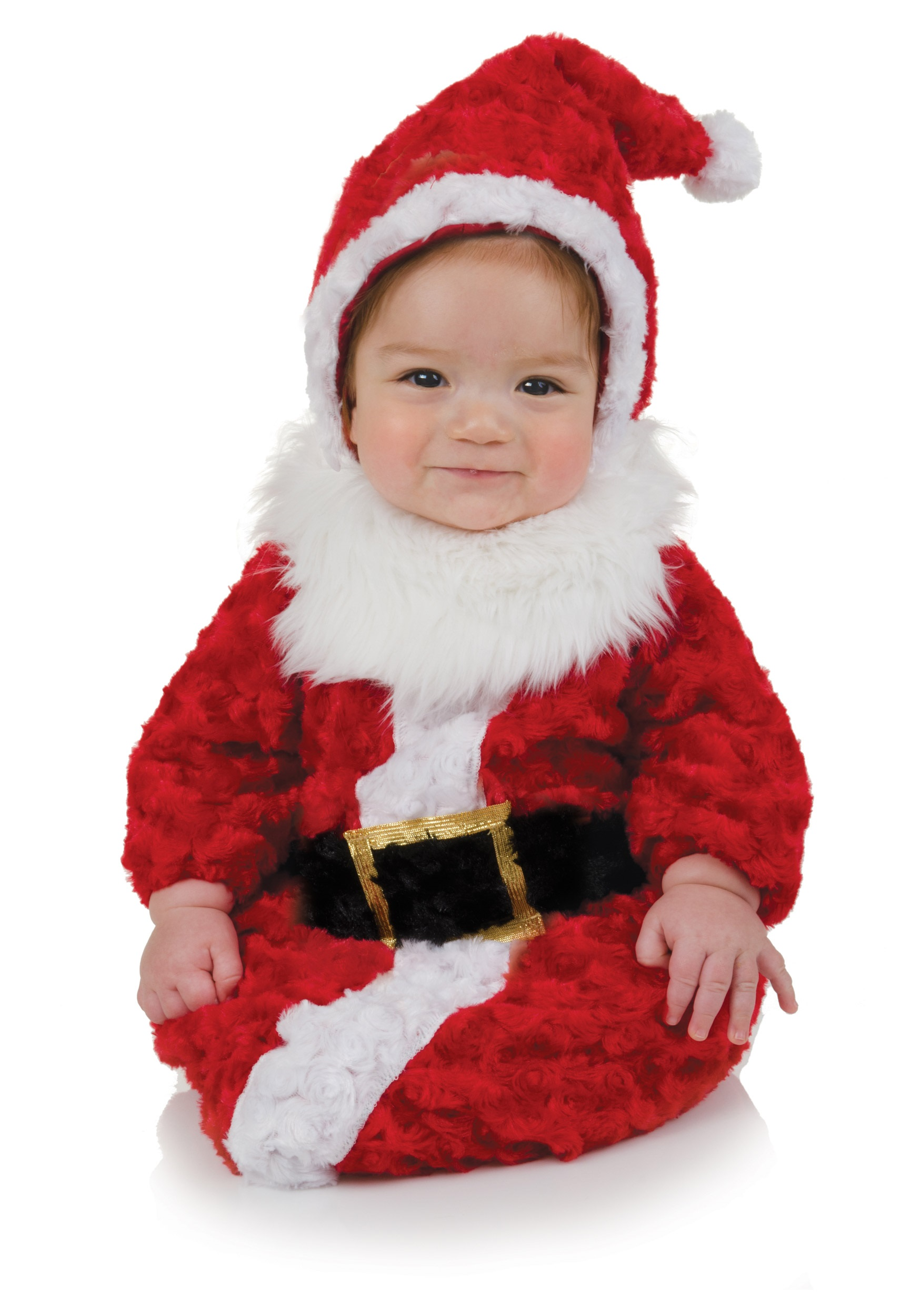 Infant Santa Bunting Halloween Costumes