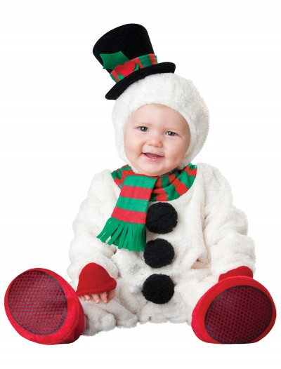 Infant Silly Snowman Costume, halloween costume (Infant Silly Snowman Costume)