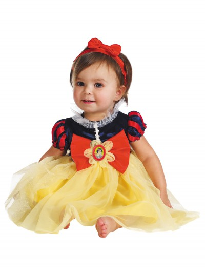 Infant Snow White My First Disney Costume, halloween costume (Infant Snow White My First Disney Costume)
