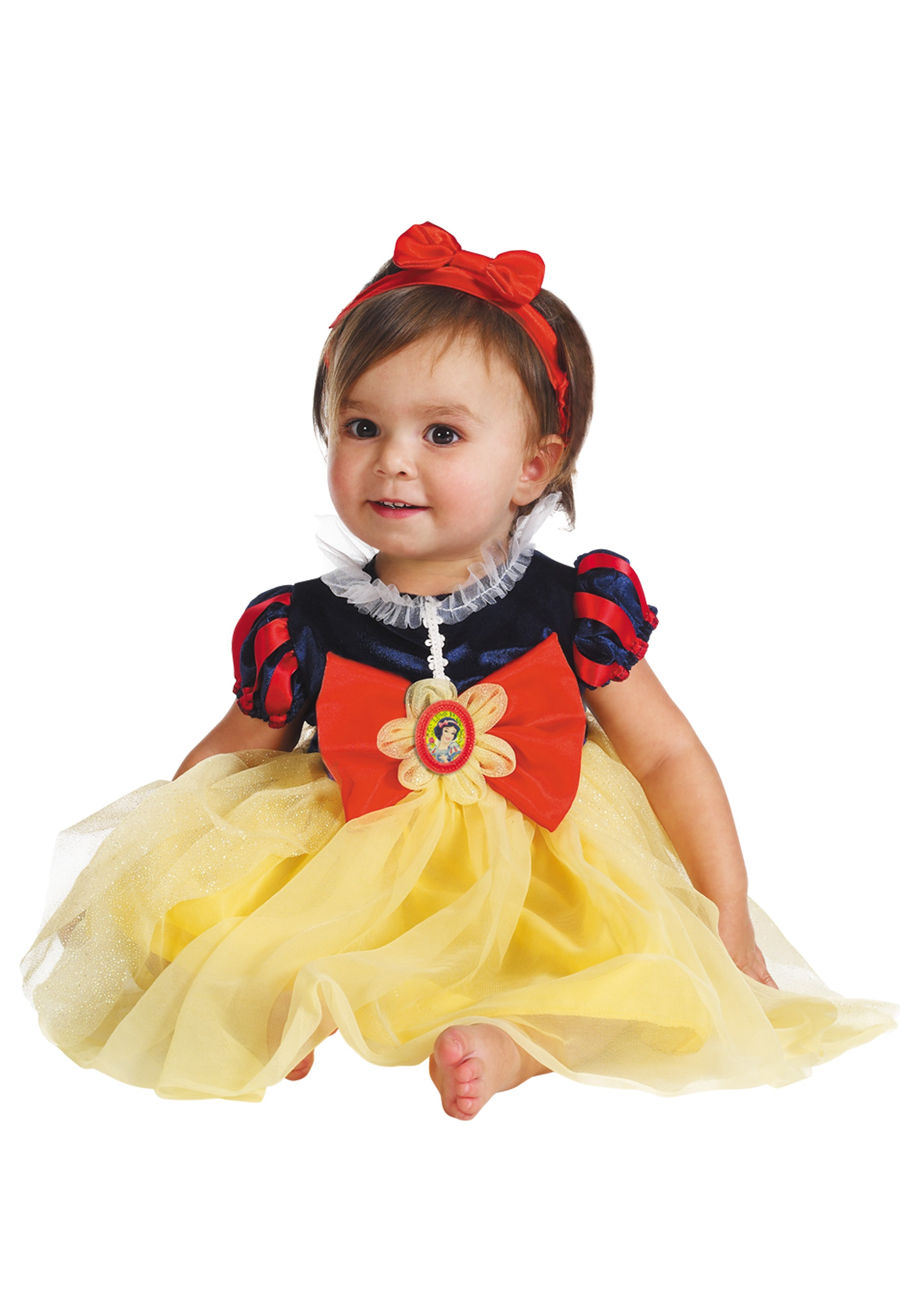 infant snow white my first disney costume - halloween costumes