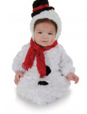 Infant Snowman Bunting, halloween costume (Infant Snowman Bunting)