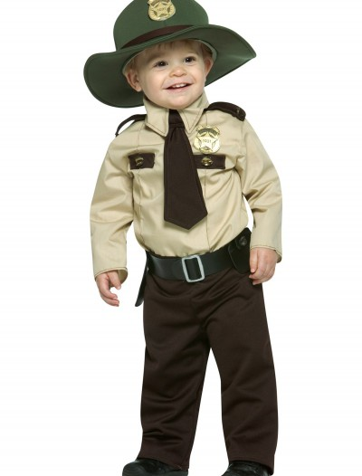 Infant State Trooper Costume, halloween costume (Infant State Trooper Costume)