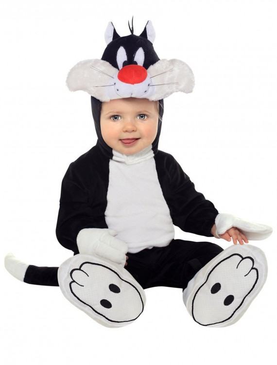 Infant Sylvester Costume, halloween costume (Infant Sylvester Costume)