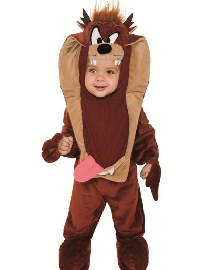 Infant Taz Costume, halloween costume (Infant Taz Costume)