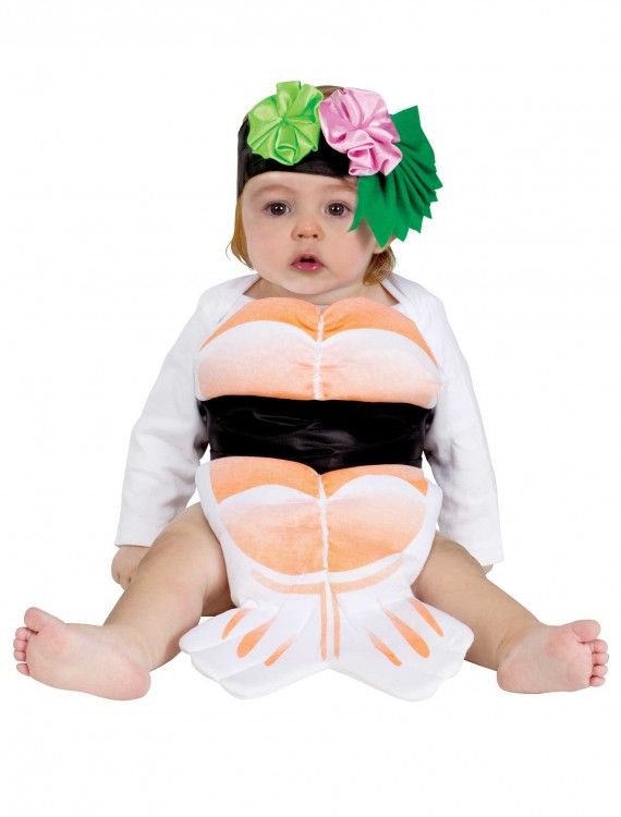 Infant Teeny Sashimi Costume, halloween costume (Infant Teeny Sashimi Costume)