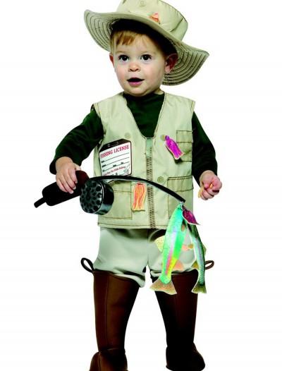 Infant/Toddler Future Fisherman Costume, halloween costume (Infant/Toddler Future Fisherman Costume)
