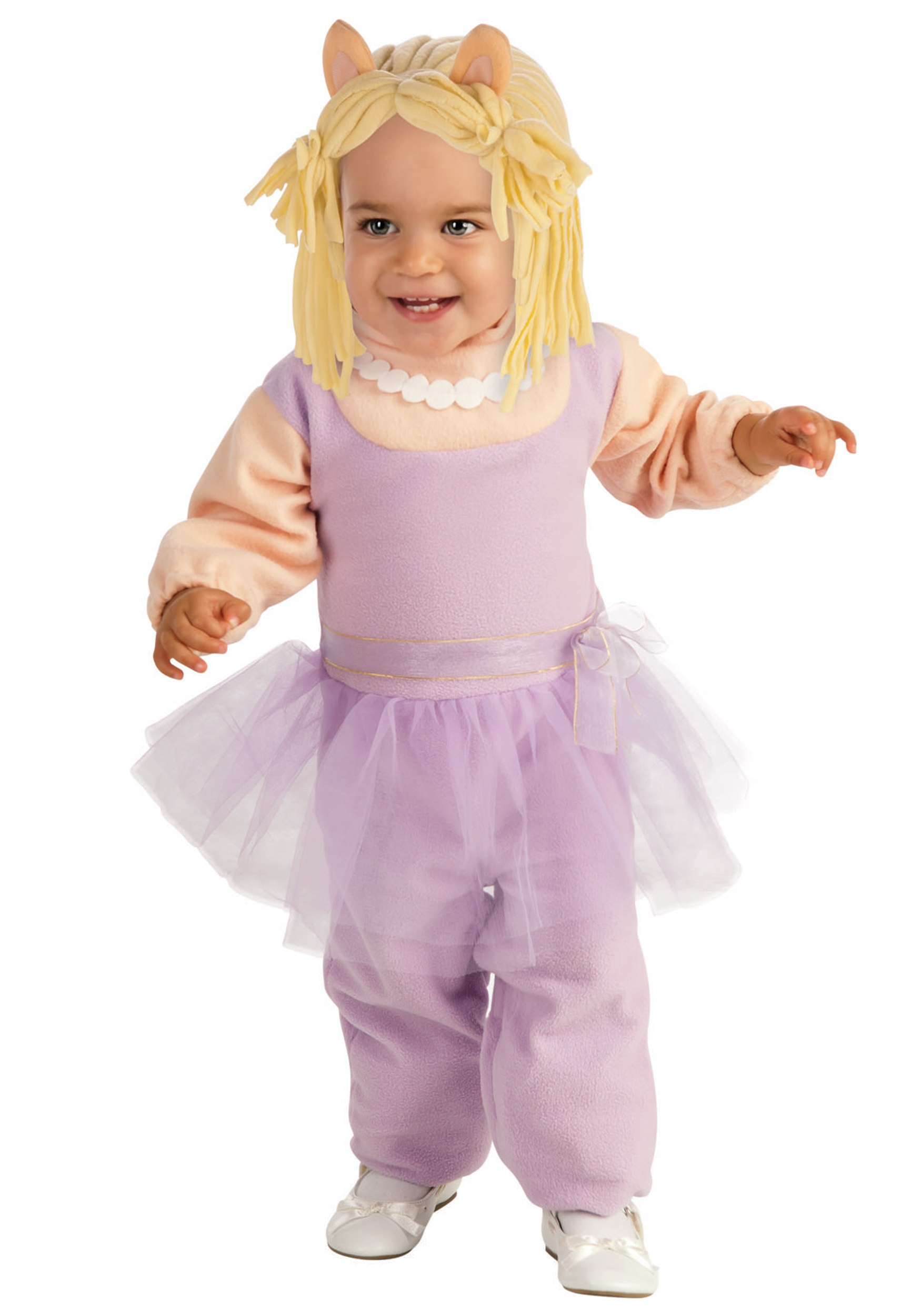 infant / toddler miss piggy costume - halloween costumes