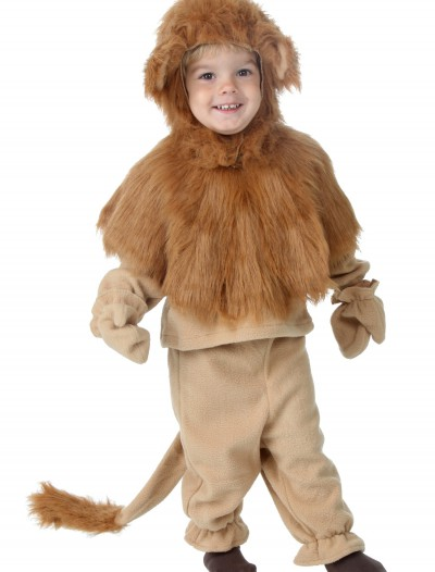 Infant / Toddler Storybook Lion Costume, halloween costume (Infant / Toddler Storybook Lion Costume)