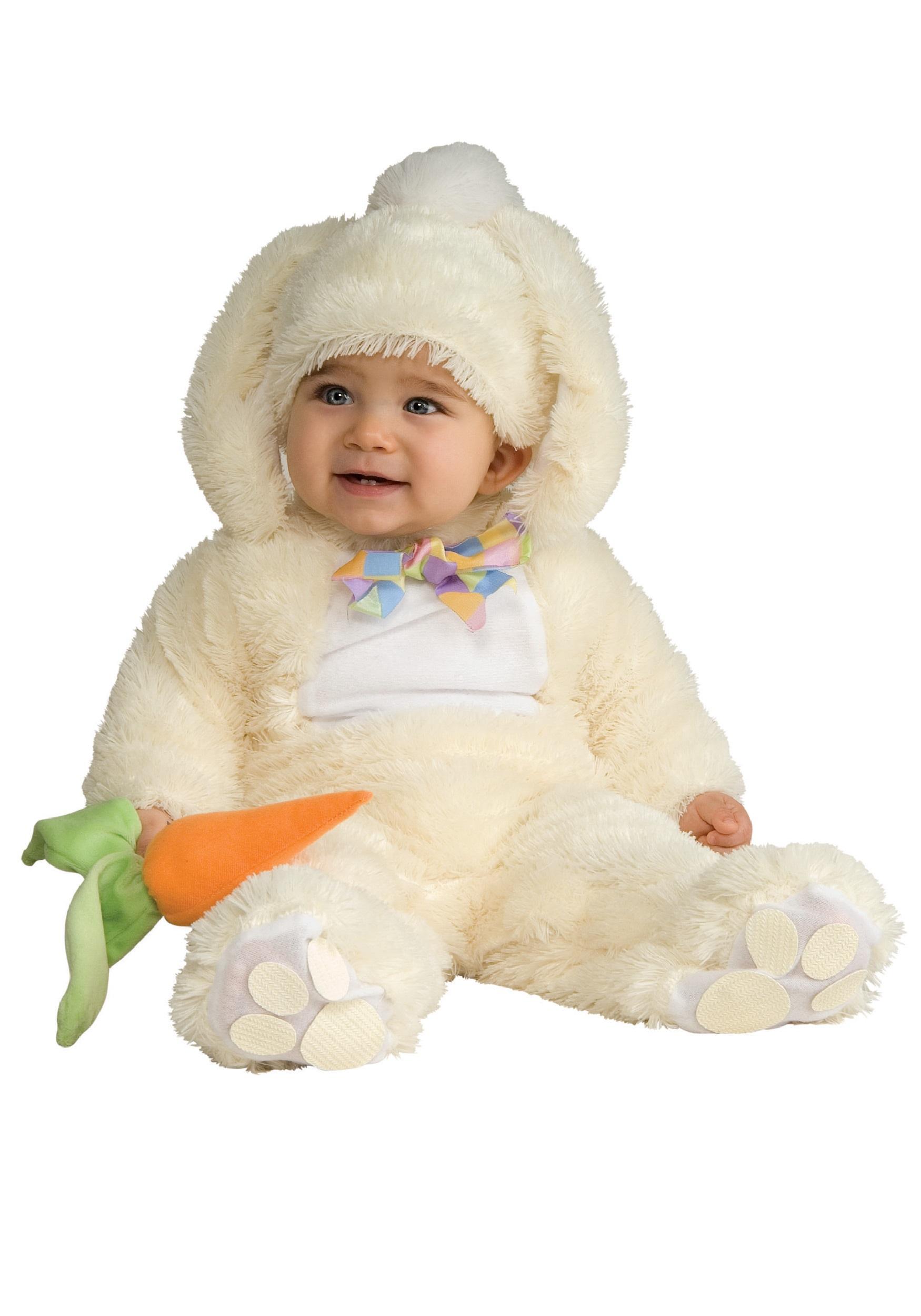 infant vanilla bunny costume - halloween costumes