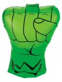 Inflatable Green Lantern Fist, halloween costume (Inflatable Green Lantern Fist)