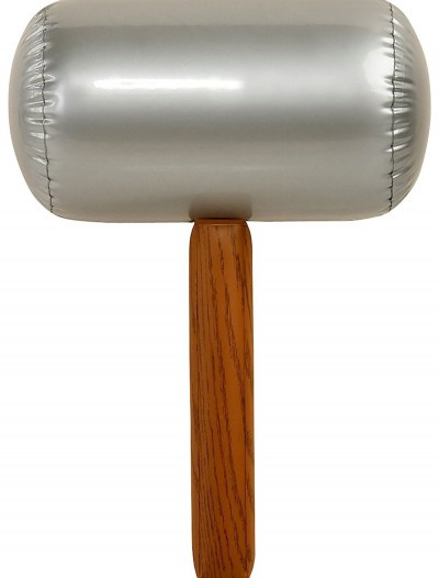 Inflatable Mallet, halloween costume (Inflatable Mallet)