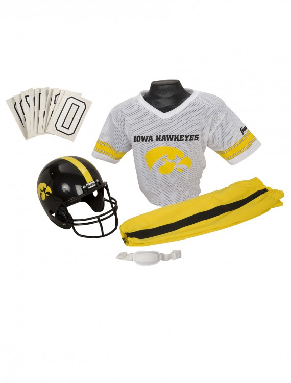 Iowa Hawkeyes Child Uniform, halloween costume (Iowa Hawkeyes Child Uniform)