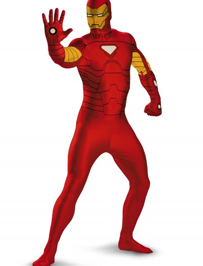 Iron Man Bodysuit Costume, halloween costume (Iron Man Bodysuit Costume)