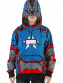 Youth Iron Patriot Hoodie, halloween costume (Youth Iron Patriot Hoodie)