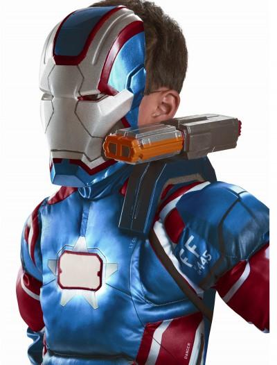 Iron Patriot Shoulder Chain Gun, halloween costume (Iron Patriot Shoulder Chain Gun)
