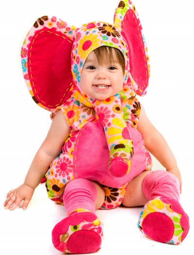 Isabella Elephant Costume, halloween costume (Isabella Elephant Costume)