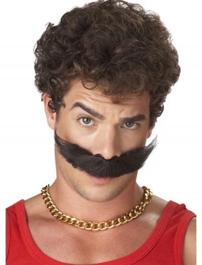 Italian Plumber Mustache, halloween costume (Italian Plumber Mustache)