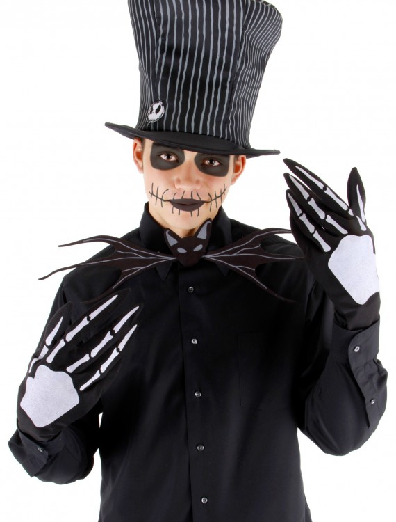 Jack Skellington Accessory Kit, halloween costume (Jack Skellington Accessory Kit)