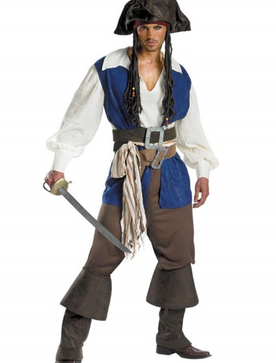 Jack Sparrow Plus Size Costume, halloween costume (Jack Sparrow Plus Size Costume)