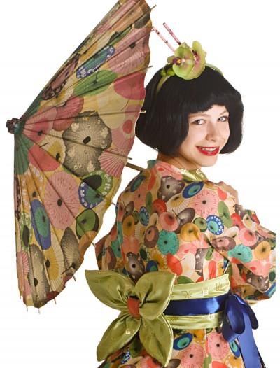 Jade Parasol, halloween costume (Jade Parasol)