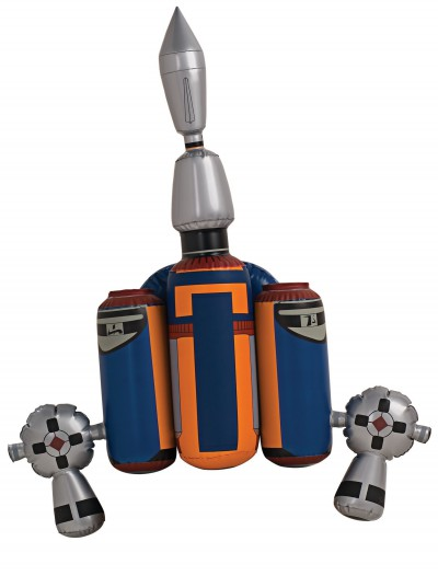 Jango Fett Backpack, halloween costume (Jango Fett Backpack)