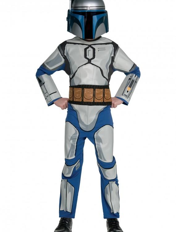Jango Fett Child Costume, halloween costume (Jango Fett Child Costume)