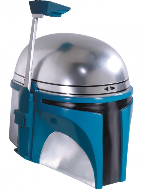 Jango Fett Collectible Helmet, halloween costume (Jango Fett Collectible Helmet)