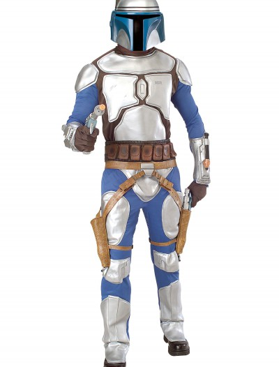 Jango Fett Deluxe Costume, halloween costume (Jango Fett Deluxe Costume)