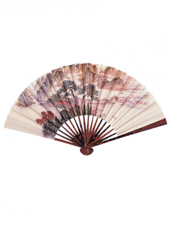 Japanese Fan, halloween costume (Japanese Fan)