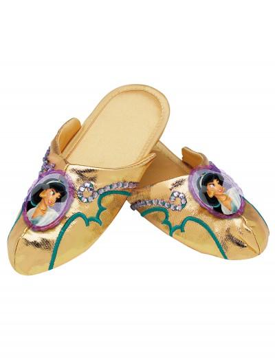 Jasmine Deluxe Slippers, halloween costume (Jasmine Deluxe Slippers)