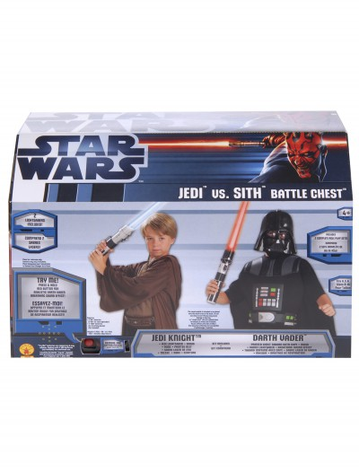 Jedi vs Sith Battle Chest, halloween costume (Jedi vs Sith Battle Chest)