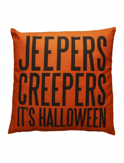 Jeepers Creepers Pillow, halloween costume (Jeepers Creepers Pillow)
