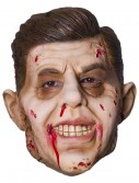 JFK Zombie Mask, halloween costume (JFK Zombie Mask)