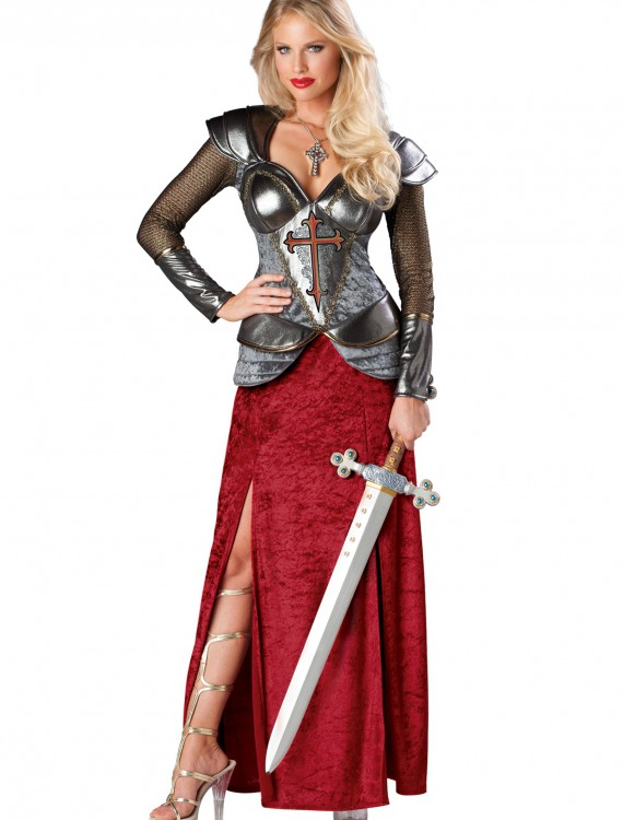 Joan of Arc Costume, halloween costume (Joan of Arc Costume)