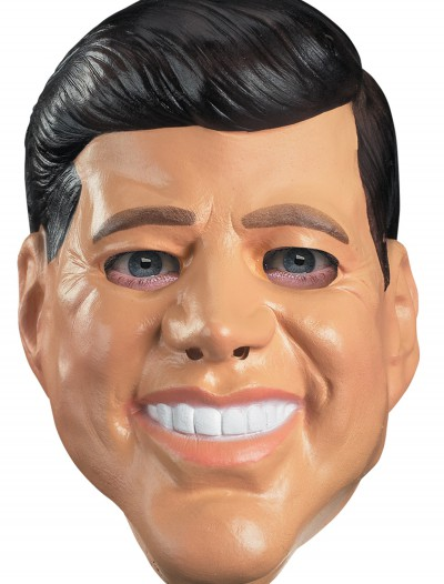 John F. Kennedy Mask, halloween costume (John F. Kennedy Mask)