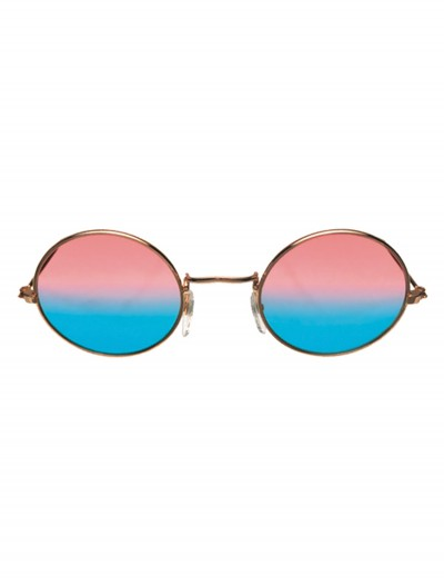 John Glasses Gold and Pink, halloween costume (John Glasses Gold and Pink)