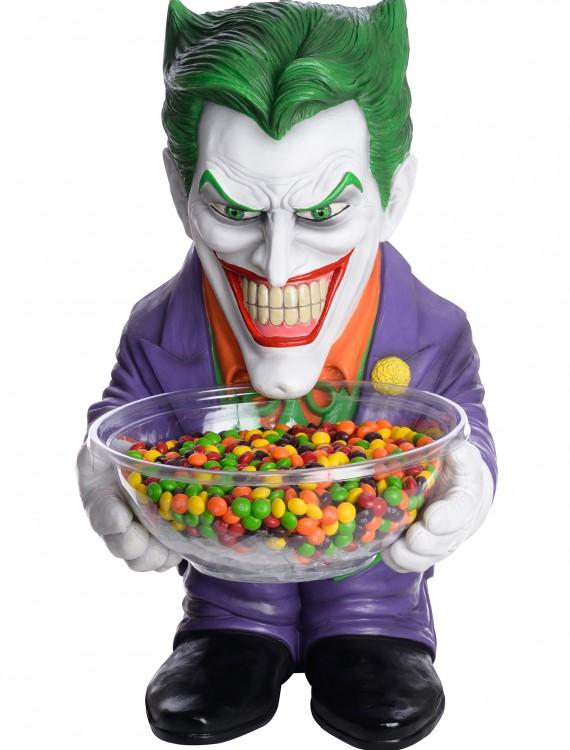 Joker Candy Bowl Holder, halloween costume (Joker Candy Bowl Holder)