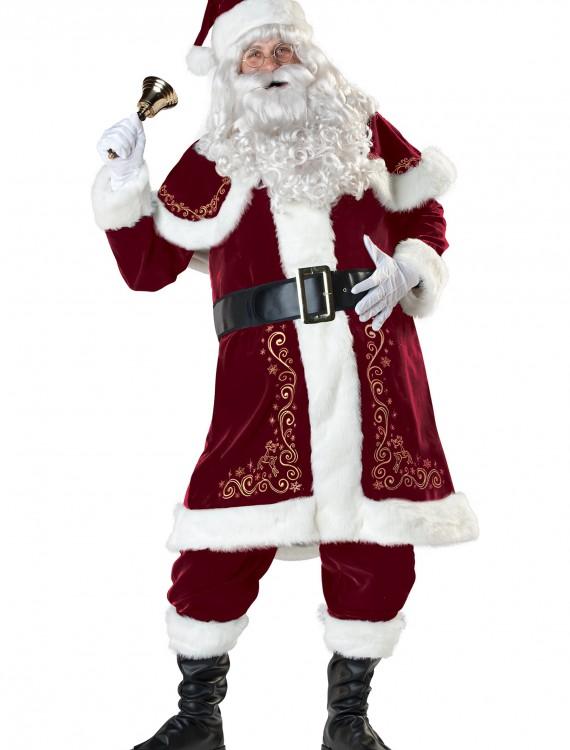Jolly Ole St. Nick Santa Costume, halloween costume (Jolly Ole St. Nick Santa Costume)