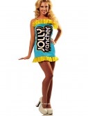 Jolly Rancher Blue Costume Dress, halloween costume (Jolly Rancher Blue Costume Dress)