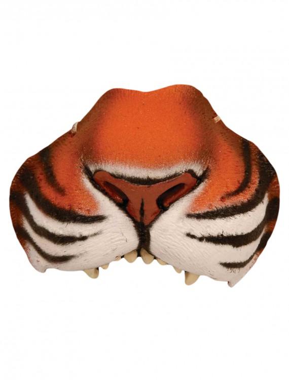 Jungle Tiger Nose, halloween costume (Jungle Tiger Nose)