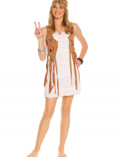 Junior Flower Child Costume, halloween costume (Junior Flower Child Costume)