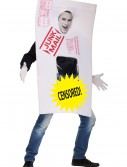 Junk Mail Costume, halloween costume (Junk Mail Costume)