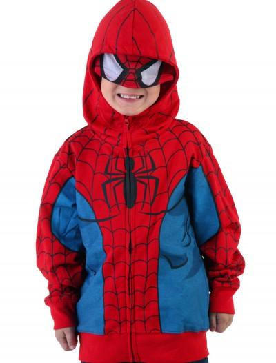 Juvenile Spider-Man Costume Hoodie, halloween costume (Juvenile Spider-Man Costume Hoodie)