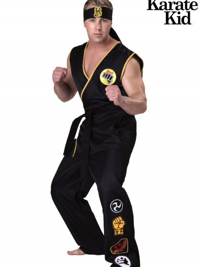 Karate Kid Cobra Kai Costume, halloween costume (Karate Kid Cobra Kai Costume)