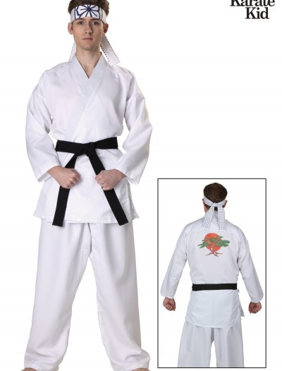 Karate Kid Daniel San Costume, halloween costume (Karate Kid Daniel San Costume)