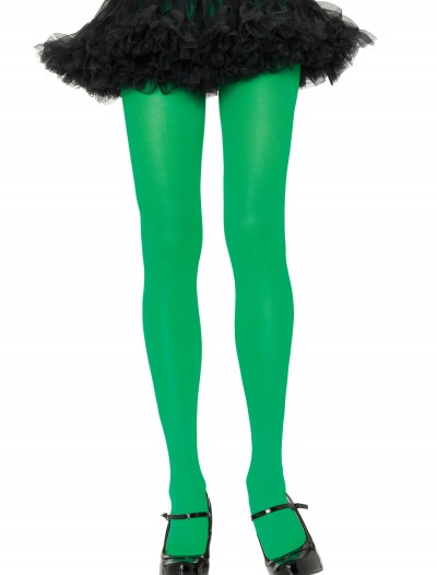 Kelly Green Nylon Tights, halloween costume (Kelly Green Nylon Tights)